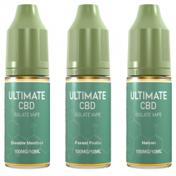 Ultimate CBD Vape Juice (10ml)