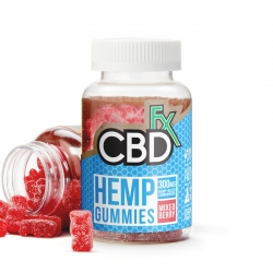 CBDfx Hemp Gummy Bear Tub...
