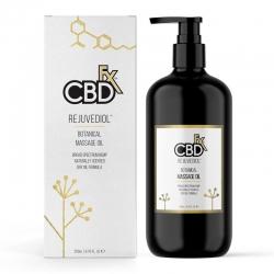 CBDfx Massage Oil (200ml)