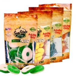 Sunstate CBD Gummies 180mg...