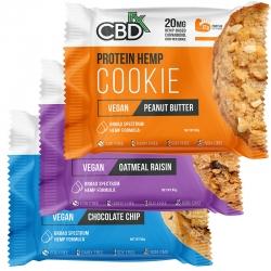 CBDfx Protein Hemp Cookies