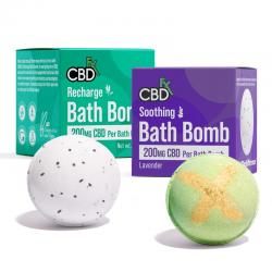 CBDfx Bath Bombs