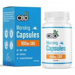 CBDfx Morning Capsules Jar...