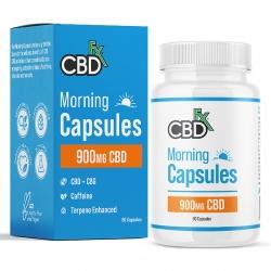 CBDfx Morning Capsules Jar...