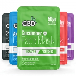 CBDfx Face Mask 50mg