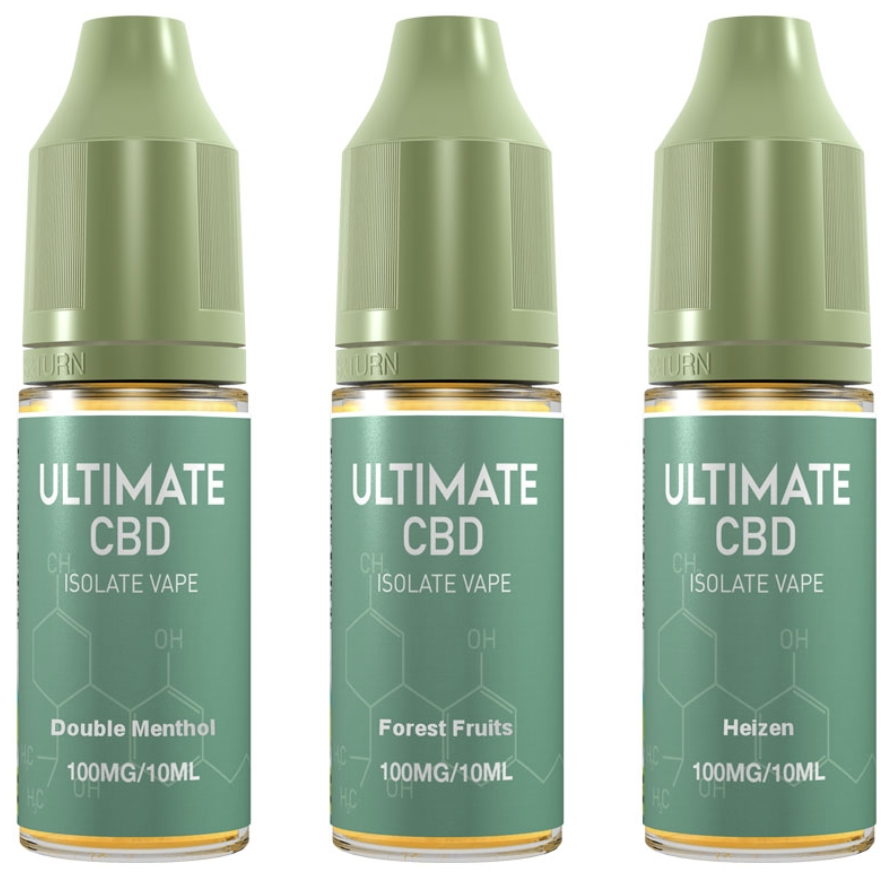 ULTIMATE CBD VAPE JUICE